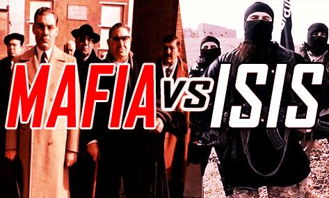 Mafia VS isis2