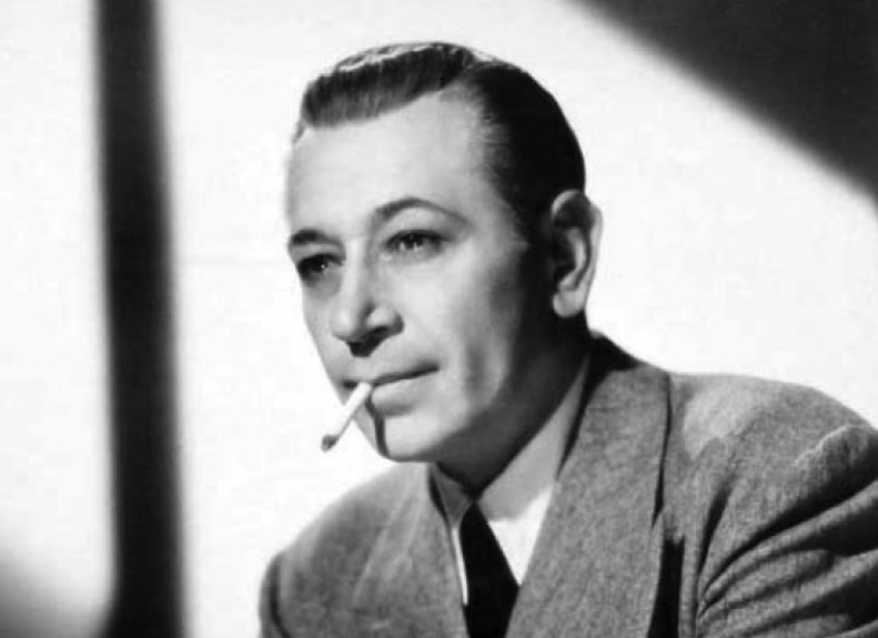 George Raft, Scarface (1932), A Morte Me Persegue