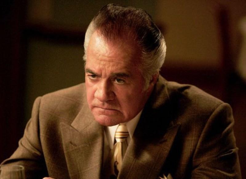 Tony Sirico, O Poderoso Chefão II, Os Bons Companheiros, Os Sopranos