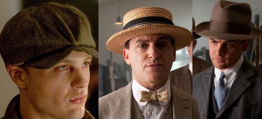 Os chapéus da década de 1920 eram muito utilizados pelos homens 909744d31c2