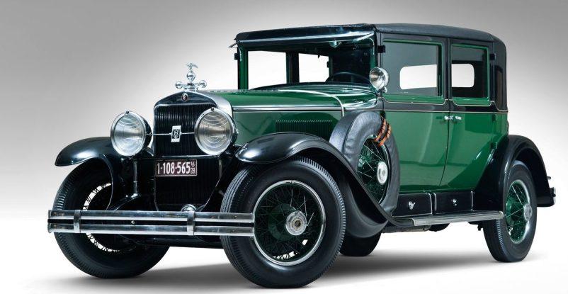 Cadillac carro de al capone