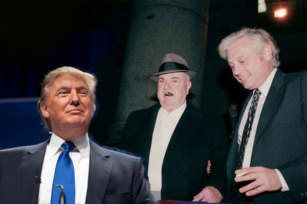 Donald Trump e a mafia