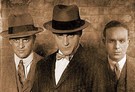 estilo gangster mafioso