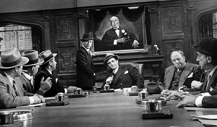mafia reunião do Apalachin