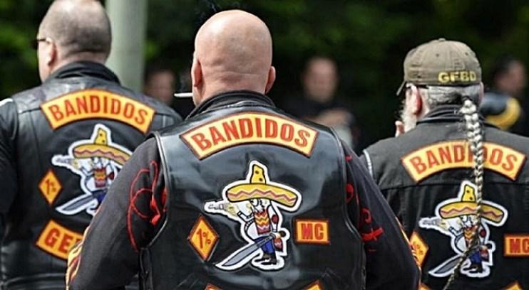 Bandidos-Gangues de Motociclistas