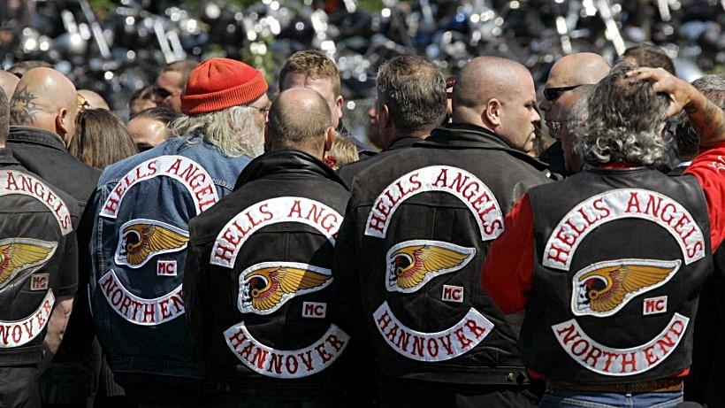 Hells Angels - Gangues de Motociclistas