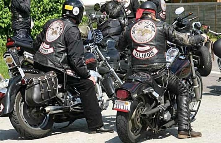 Sons of Silence - Gangues de Motociclistas
