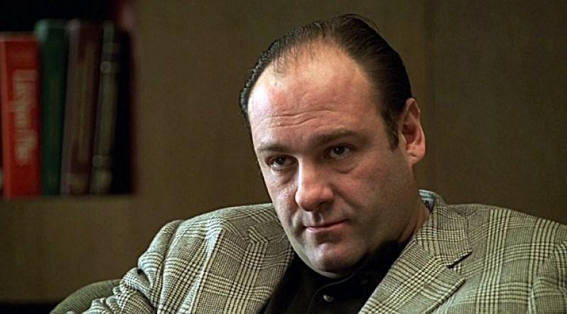 Tony Soprano -Os Sopranos