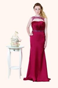 Jasmine Backless Prom Dress - Milton Keynes