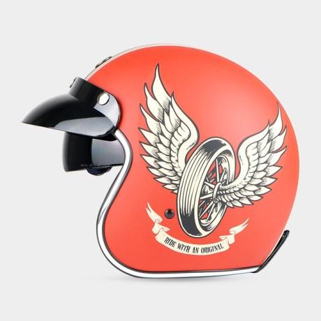 la mejor coleccion de cascos jet