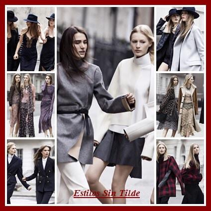 0ee71409e825 A las redactoras de Estilos Sin Tilde nos encanta la nueva colección de  moda mujer Otoño-Invierno 2013-2014 de la firma low cost Zara.