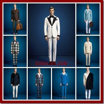 Gucci by Lapo Elkann nueva colección para hombre