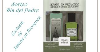 Sorteo Día del Padre con Jeanne En Provence