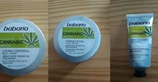 Review de la Línea Cannabis de Babaria