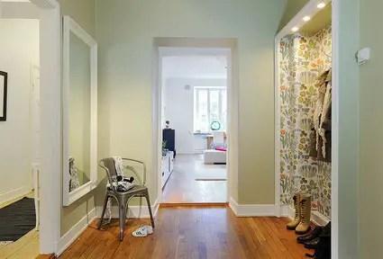 Un pequeo espacio decorado  Decoracin de Interiores y