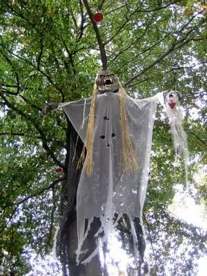 Preparndonos para Halloween  Decoracin de Interiores y