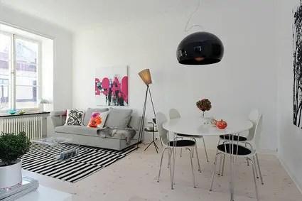 Formas simples con mucho estilo  Decoracin de Interiores