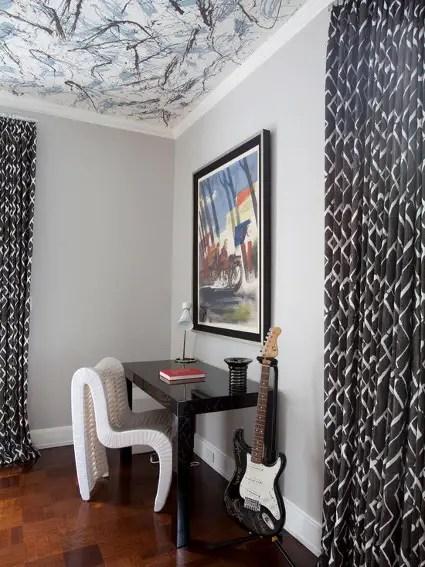 Tendencia salpicaduras de pintura  Decoracin de Interiores y Exteriores  EstiloyDeco