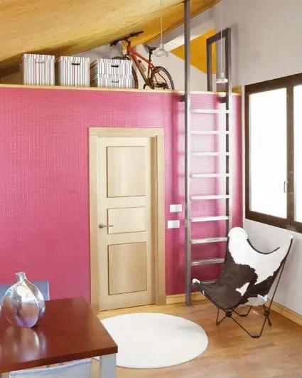 Soluciones para decorar espacios difciles  Decoracin de