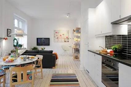 Trucos para decorar pisos pequeos  Decoracin de Interiores y Exteriores  EstiloyDeco