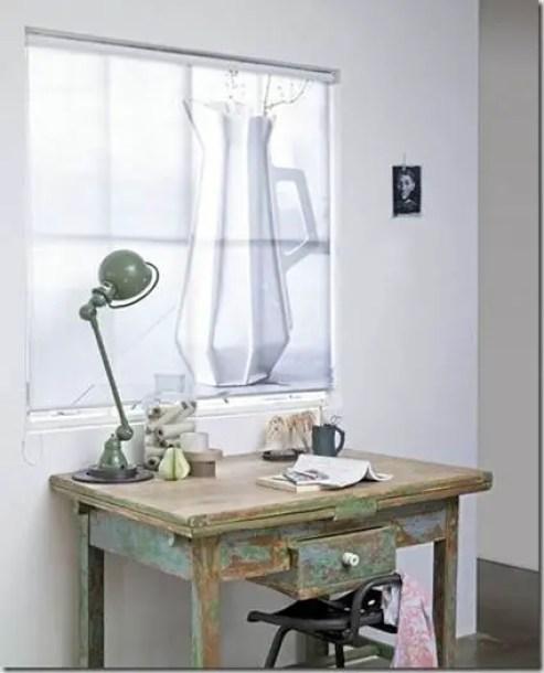 Cinco ideas para decorar con una mesa tocinera