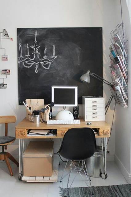 zona de 4 How to create a workspace at home home design