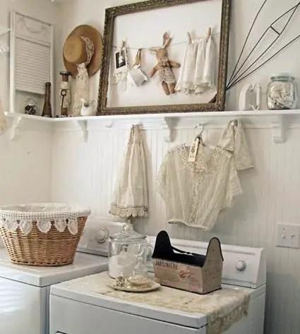 Lavaderos con aire romntico  Decoracin de Interiores y