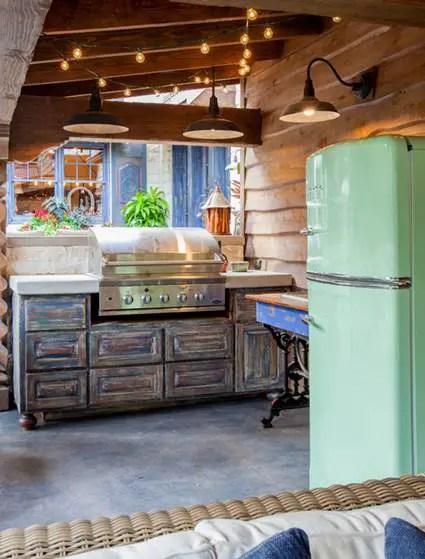 Cocinas retro  Decoracin de Interiores y Exteriores  EstiloyDeco
