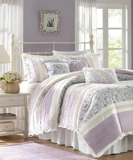 Dormitorios lila Ideas para decorar dormitorios en color