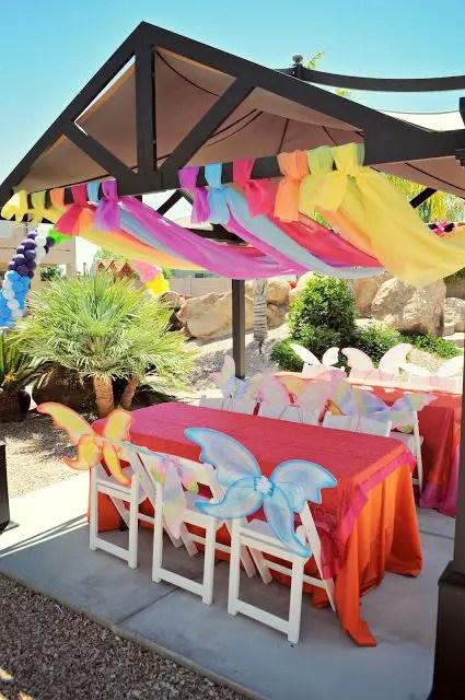 Ideas para fiestas infantiles al aire libre Souvenirs Ma Cristina