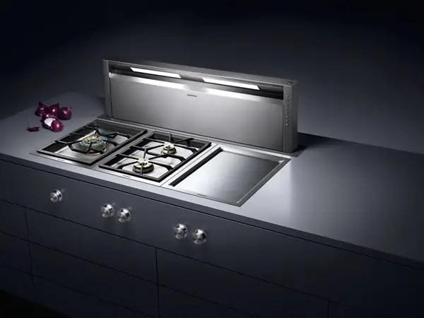 Campanas de cocina modernas  Decoracin de Interiores y