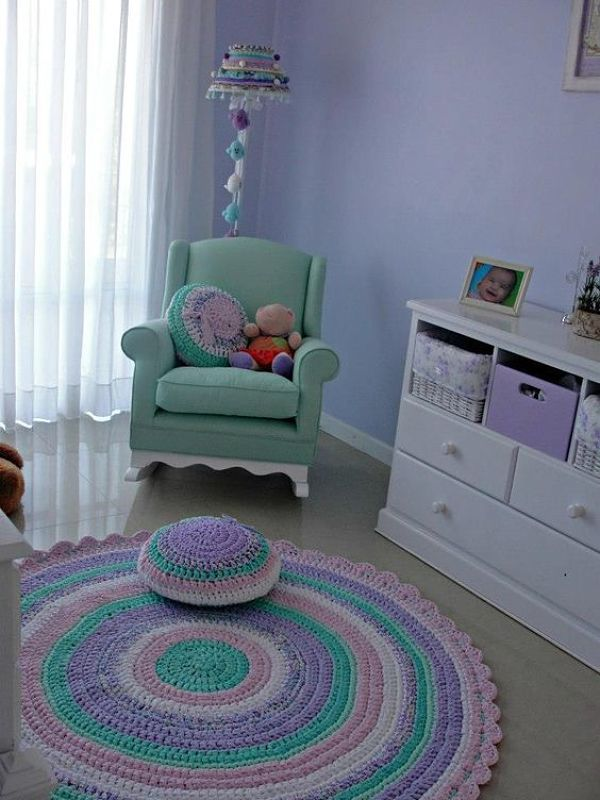 Ideas para decorar con ganchillo o crochet  Decoracin de