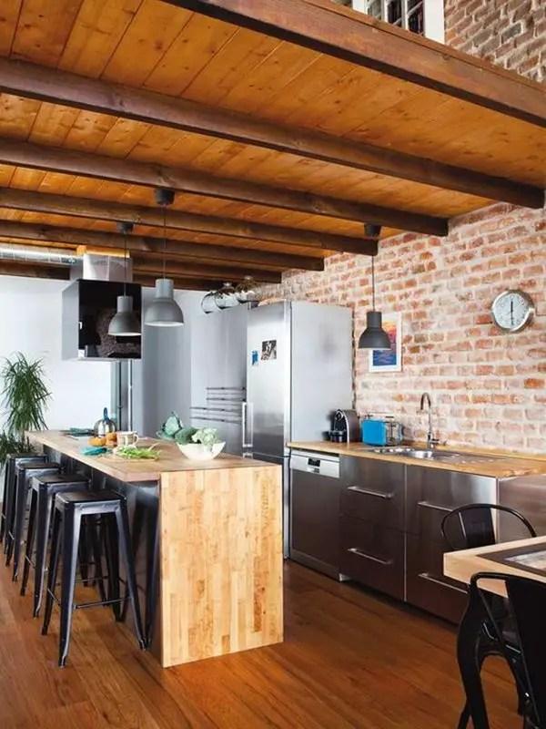 Cocinas con barra  Decoracin de Interiores y Exteriores