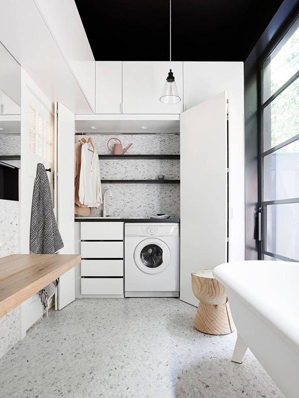 Ideas para baños pequeños modernos