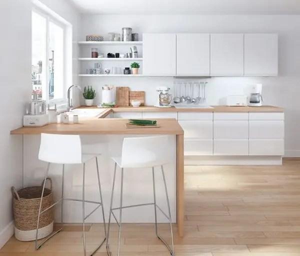 Barras de cocina Ideas de muebles funcionales para cocinas