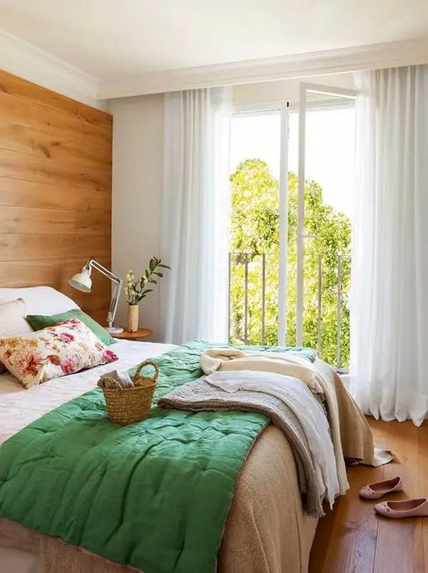 Dormitorios pequeos Ideas para decorar habitaciones