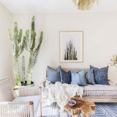 What Colour Walls With Brown Leather Sofa Baker Furniture Bed Ideas Para Decorar Interiores Con Cactus. Plantas De ...