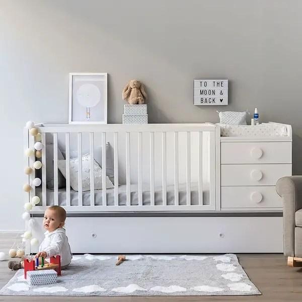 Dormitorios de bebs recin nacidos Muebles para bebs