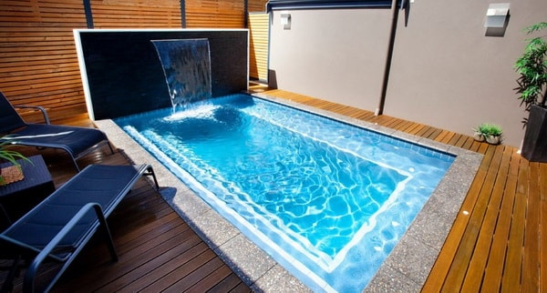 Piscinas pequeas Ideas para piscinas pequeas en patios