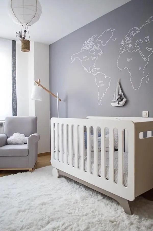 Colores para habitaciones infantiles diferentes
