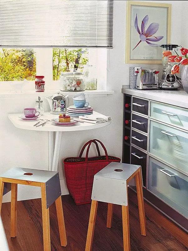 Cocinas pequeas con barra Barras de cocina Barras