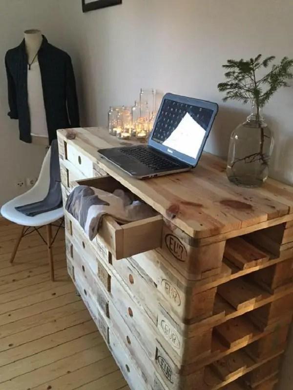 Decoracin con palets de madera Muebles con tarimas