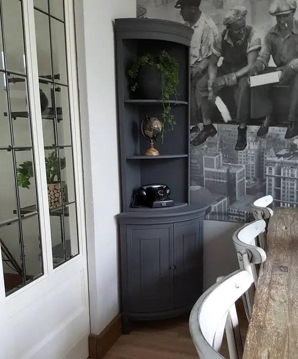 Una casa con estilo vintage industrial Casas de Instagram