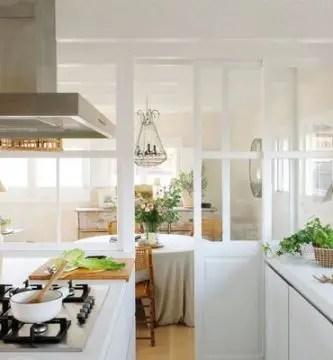 Cocinas pequeas 6 ideas para decorarlas  Decoracin de