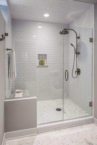 Cómo elegir la mejor mampara de vidrio para una ducha o bañera