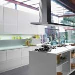 Vidrio, el mejor aliado para cocinas siempre limpias