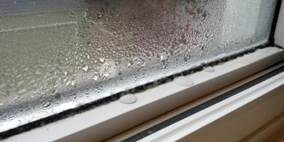 ¿Cómo evitar que entre agua por las ventanas?