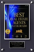 2012 Best Agent CO Estin w name 96res 115w