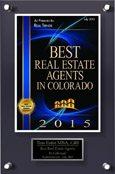 2015 Best Agent CO Estin w name 96res 115w