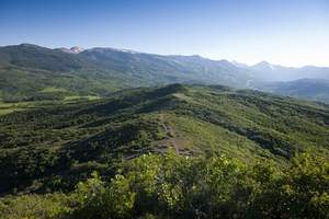 Big Money for Big Views on 'Wapiti Ridge' Droste Open Space, AT Image